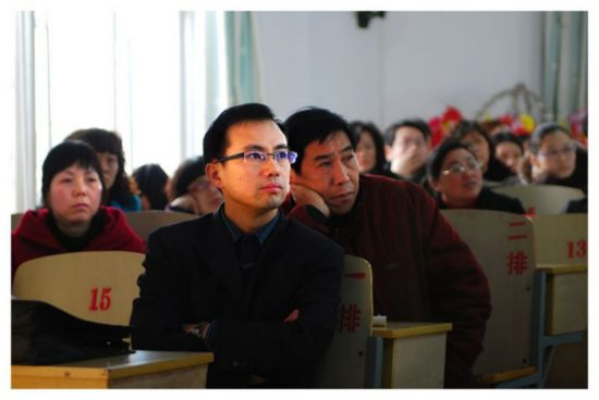 洛阳市初中地理教学研讨会在我校召开